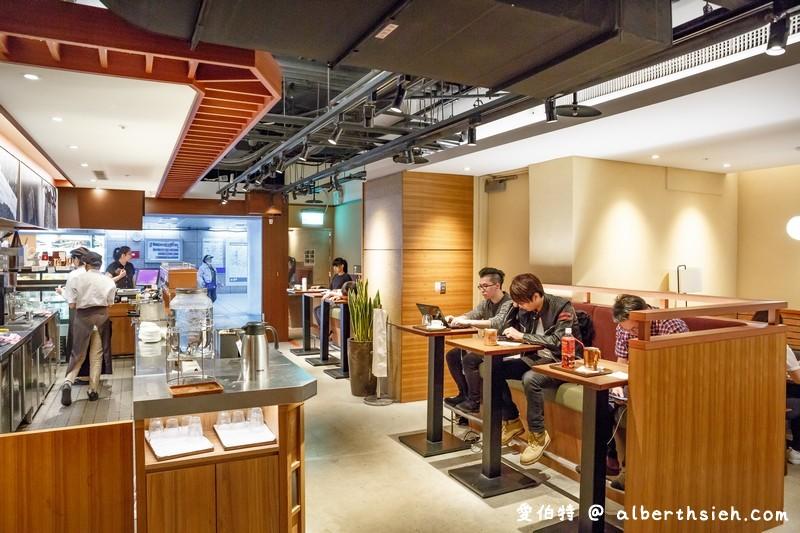 上島咖啡店UCC誠品站前店.台北車站美食