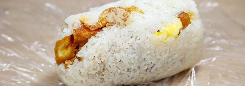 國強宮阿婆飯糰.桃園早餐