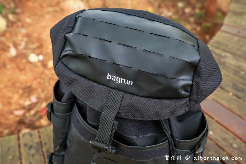 bagrun都會玩家瞬開翻蓋後背包