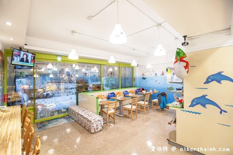 新莊親子餐廳.不只是沙拉-五工米樂店