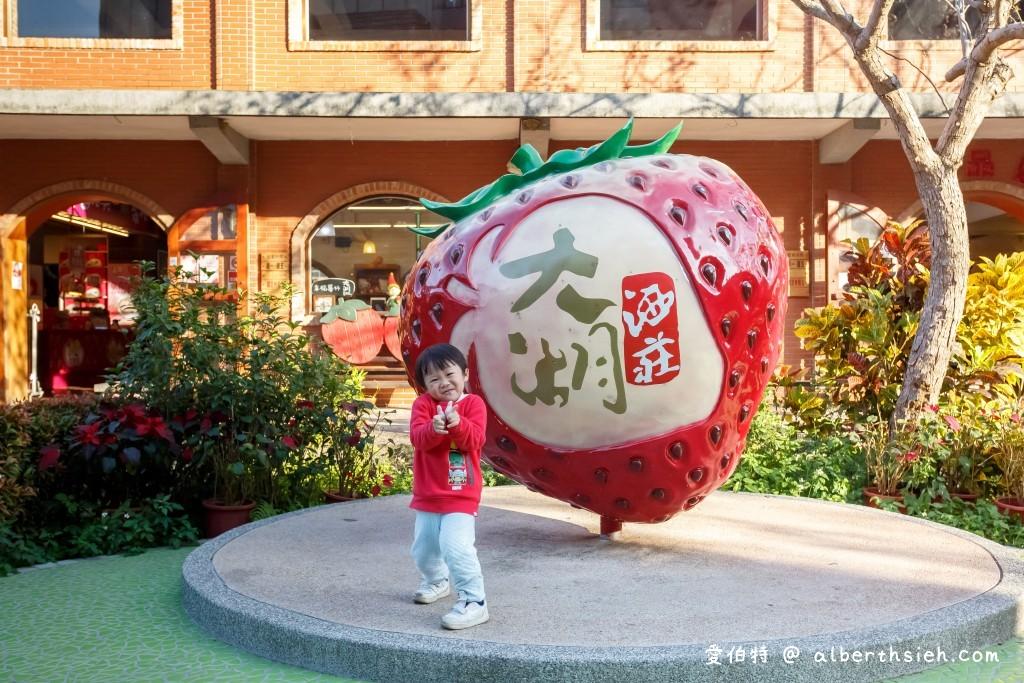 大湖草莓酒莊&草莓文化館