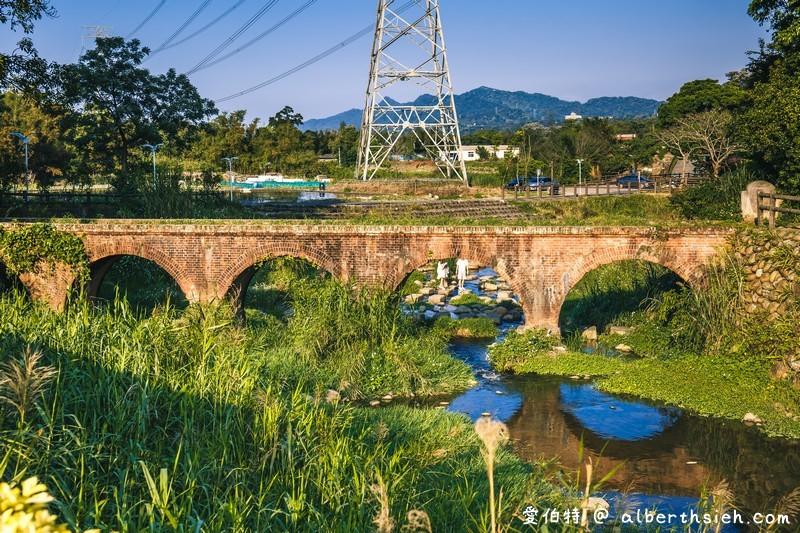 桃園龍潭大平紅橋