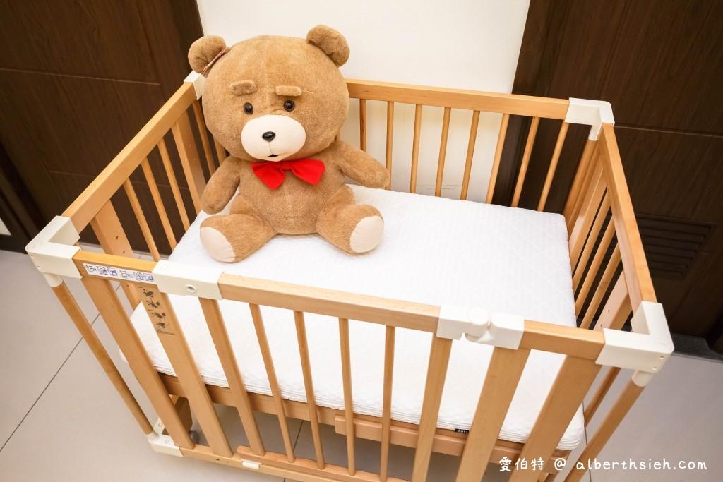 育兒必備.日本farska親子共寢多功能嬰兒床