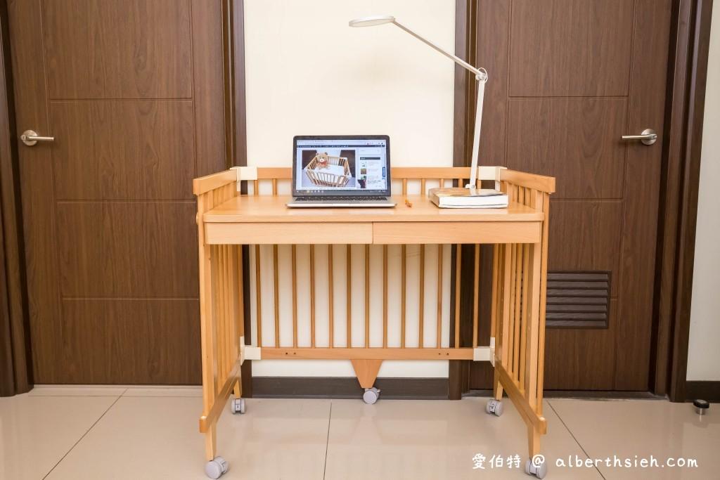 育兒必備.日本farska5合1旗艦版嬰兒床