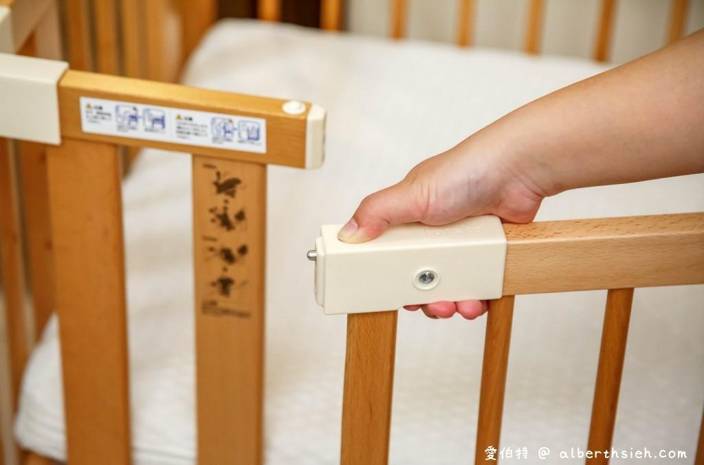 日本farska親子共寢多功能嬰兒床