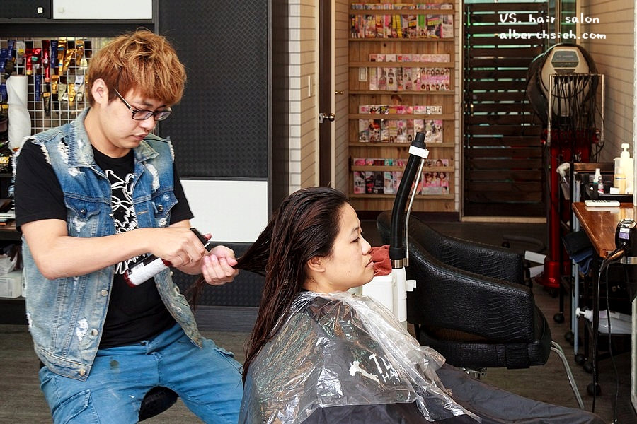 台中西屯.VS. hair salon