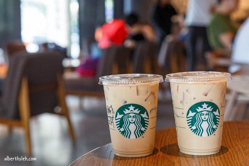 星巴克買一送一(數位門市整整12月耶誕紅杯轉轉活動都可以享有飲料咖啡優惠) @愛伯特吃喝玩樂全記錄
