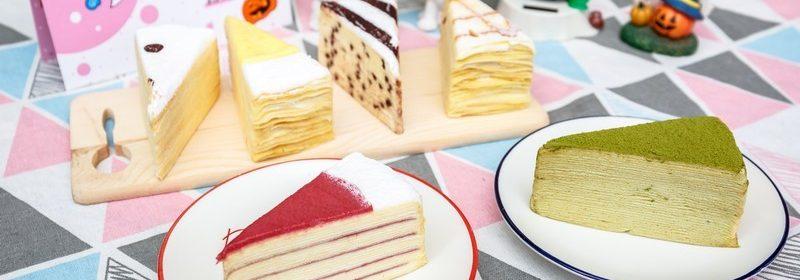 倪菓幽靈手作千層蛋糕.台中后里美食
