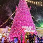 網站近期文章:桃園華泰名品城聖誕村(18米高可穿越的奇幻聖誕樹,整點還會有浪漫繽紛雪景)