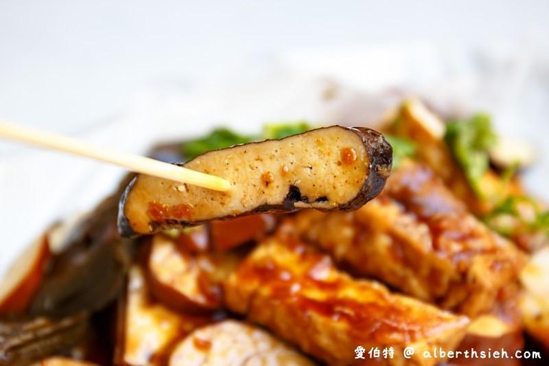 黃大目豆干.大溪老街美食