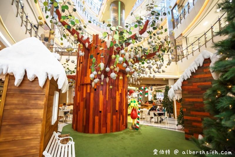 大江聖誕裝飾
