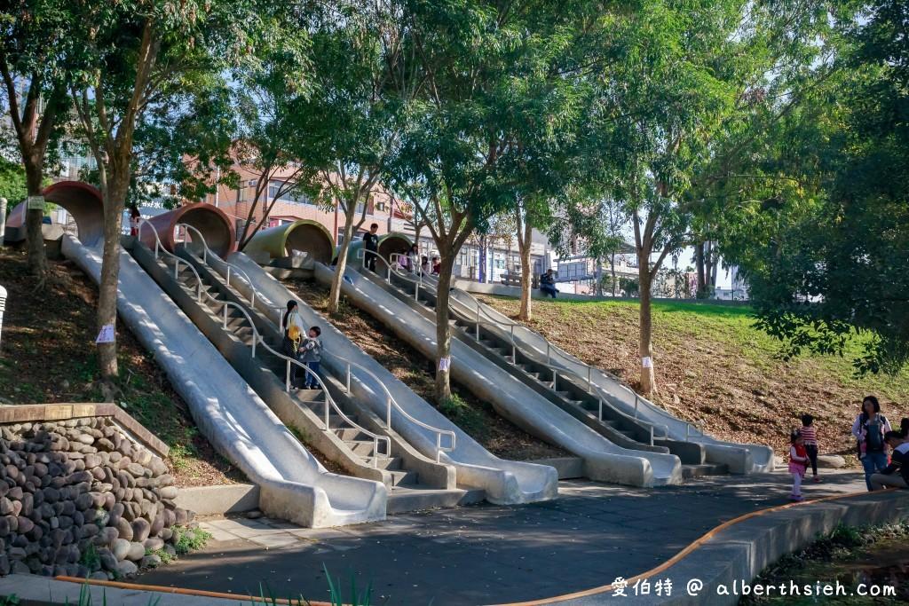 桃園親子景點.老街溪河川教育中心