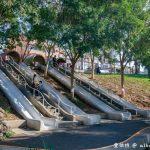 網站近期文章:桃園親子景點.老街溪河川教育中心(彩虹時光隧道溜滑梯,讓大人小孩都玩瘋還可以免費寓教於樂)