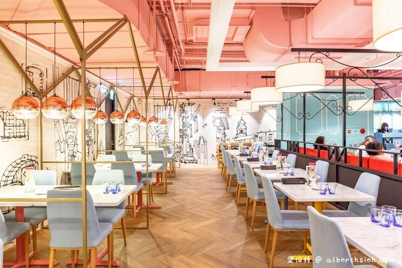 Le NINI樂尼尼義式餐廳.桃園統領美食