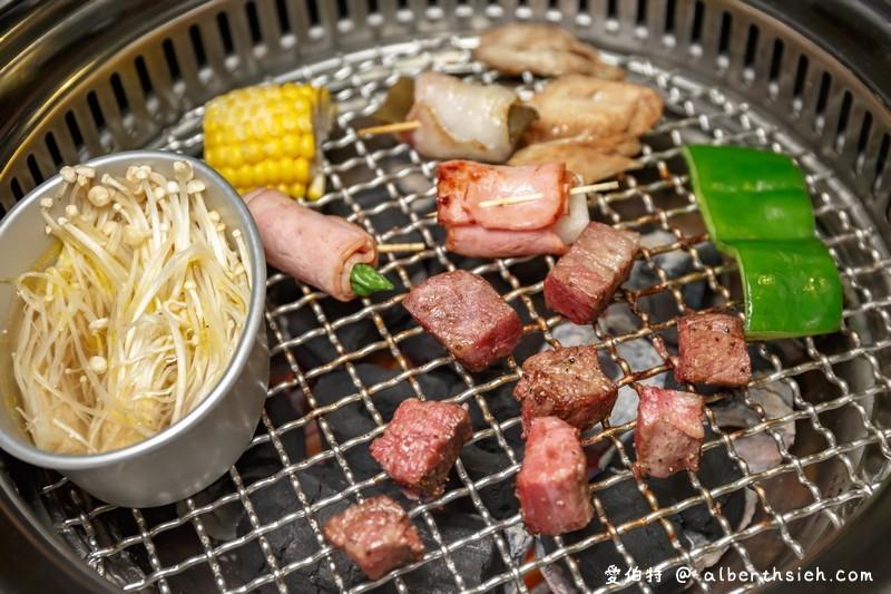 Oh!Yaki日式炭火燒肉.桃園中壢吃到飽