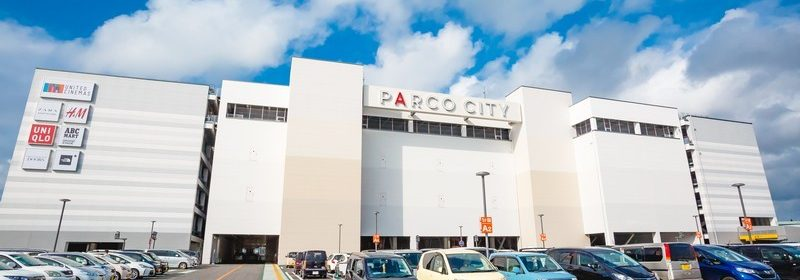 沖繩浦添西海岸 PARCO CITY