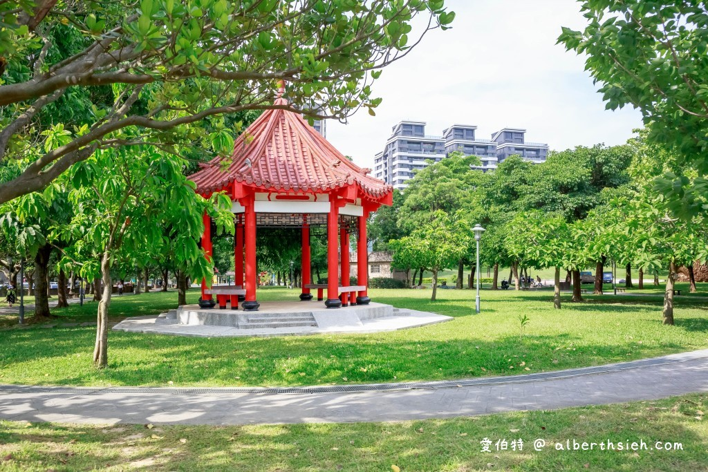 桃園親子景點.大溪埔頂公園