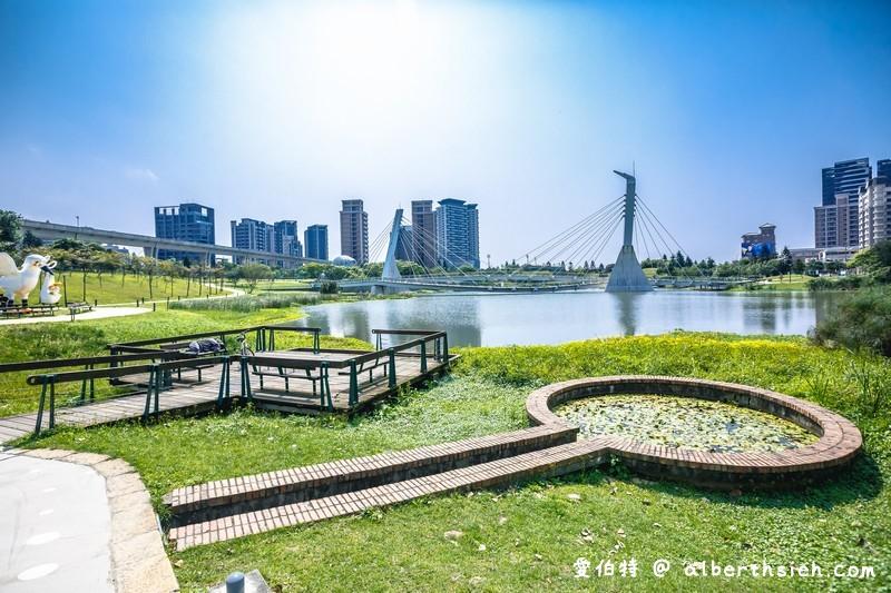 青塘園生態公園.桃園中壢景點