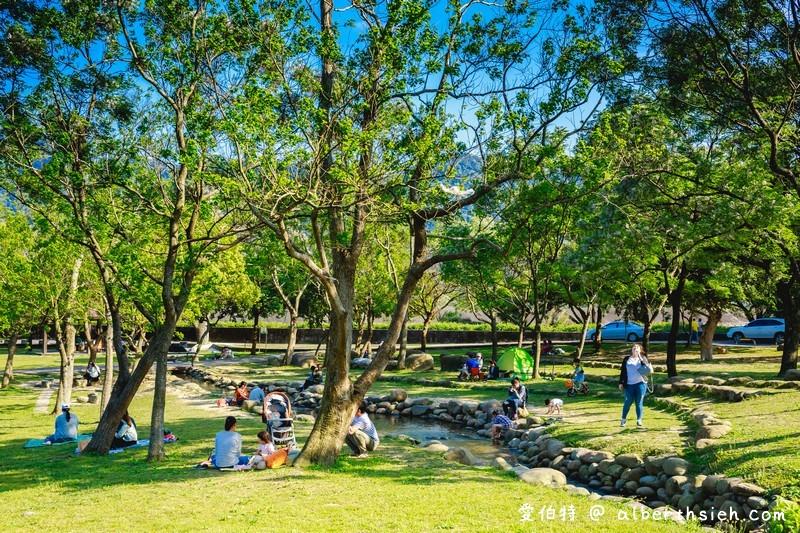 三坑自然生態公園.桃園龍潭景點