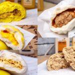 網站近期文章:松包子.桃園藝文店(傳統糕餅改良老麵發酵,內餡實在的好吃包子饅頭)