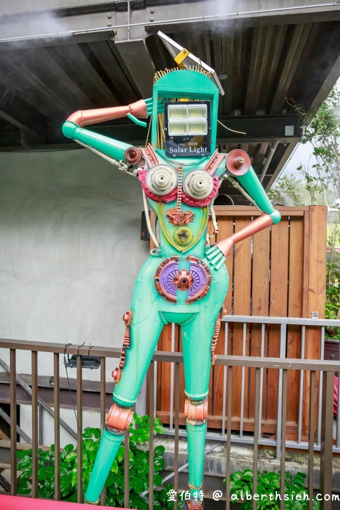 新竹親子景點.SRC北埔印象咖啡民宿