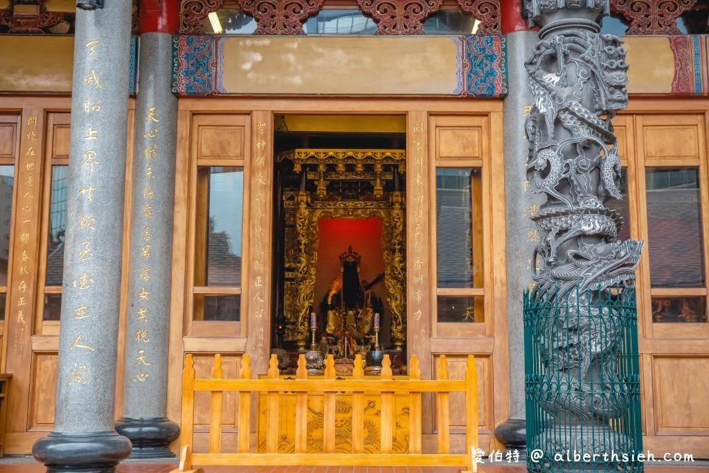台北關聖帝君廟宇.行天宮