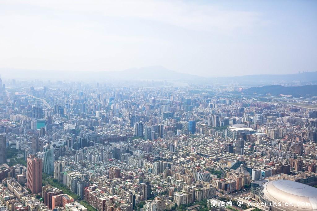 台北101大樓觀景台.台北信義景點