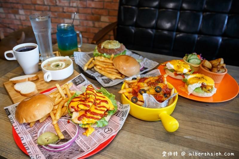THE BurgeR HousE 美式漢堡.桃園八德美食