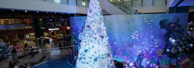 2019桃園聖誕節:台茂海洋耶誕派對