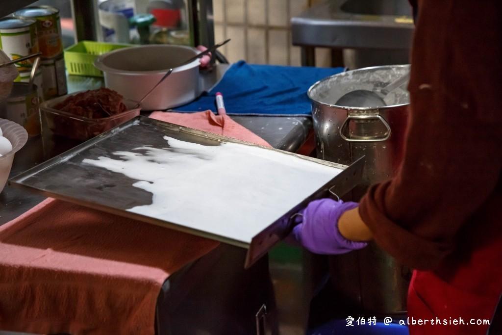 桃園南門市場美食.正宗廣東腸粉