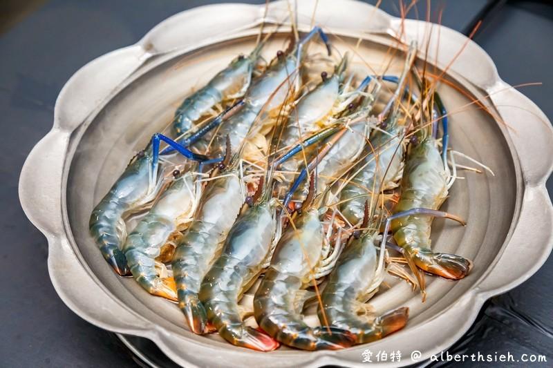 桃園真蝦流頂級水道蝦餐廳