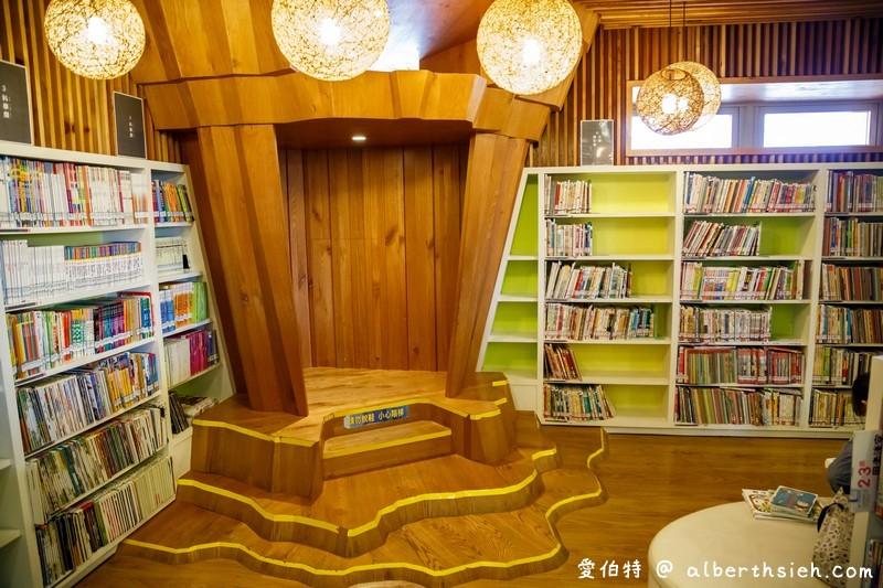 中壢龍岡圖書館