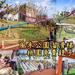 網站近期文章:風禾公園溜滑梯.桃園免費親子景點(50公尺滾輪/六座磨石子溜滑梯/沙坑)