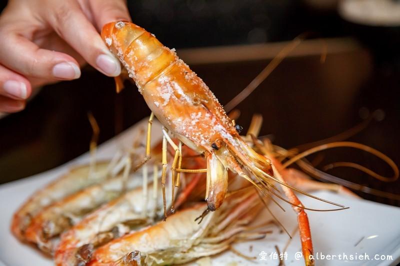 活跳跳活蝦餐廳.桃園美食