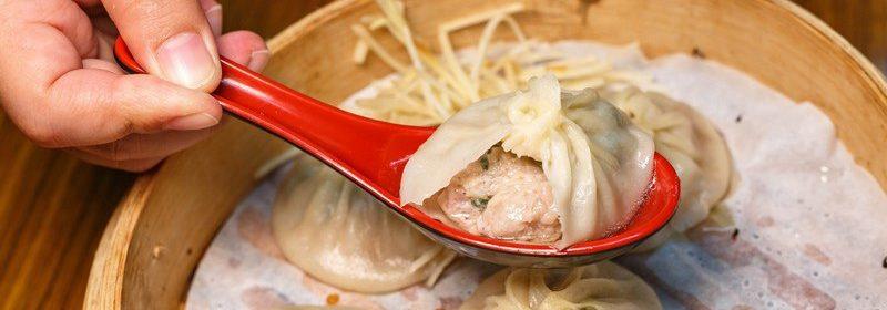 香納多鮮肉湯包.八德美食