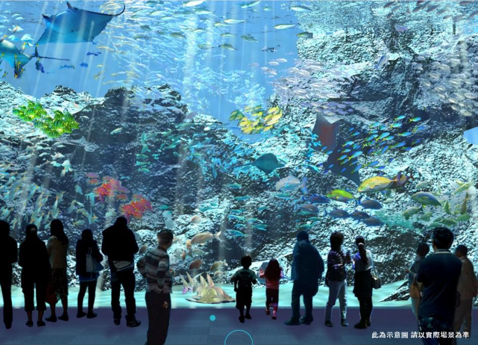 桃園青埔XPARK水族館