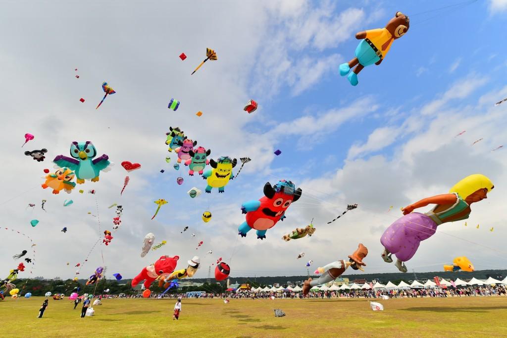 2020桃園國際風箏節